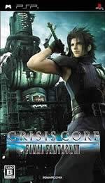 Hra pre PSP Final Fantasy VII: Crisis Core