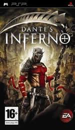Hra pre PSP Dantes Inferno