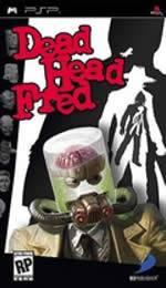 Hra pre PSP Dead Head Fred