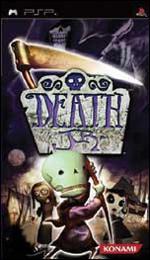Hra pre PSP Death Jr. dupl