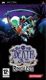 Hra pre PSP Death Jr. 2 - Root Of Evil