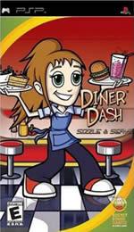 Hra pre PSP Diner Dash