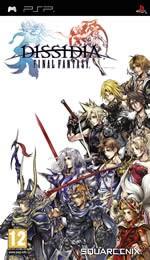 Hra pre PSP Dissidia: Final Fantasy