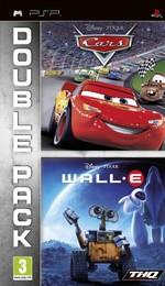 Hra pre PSP Double Pack: Cars + WALL-E