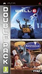 Hra pre PSP Double Pack (Ratatouille + WALL-E)