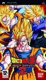 Hra pre PSP Dragon Ball Z: Shin Budokai 2