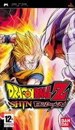 Hra pre PSP Dragon Ball Z: Shin Budokai