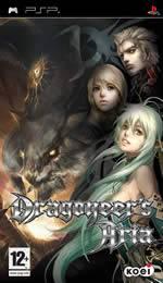 Hra pre PSP Dragoneers Aria