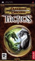 Hra pre PSP Dungeons & Dragons Tactics