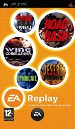 Hra pre PSP EA Replay