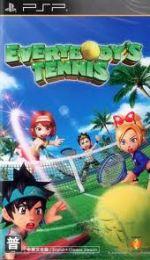 Hra pre PSP Everybodys Tennis