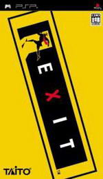 Hra pre PSP Exit