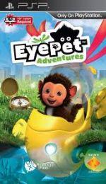 Hra pro PSP EyePet Adventures