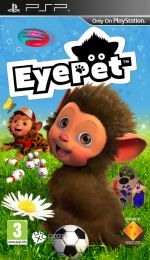 Hra pre PSP EyePet + kamera