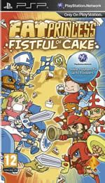 Hra pre PSP Fat Princess: Fistful of Cake
