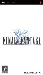 Hra pre PSP Final Fantasy 1: Anniversary Edition