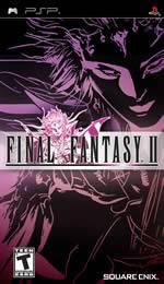 Hra pre PSP Final Fantasy 2: Anniversary Edition