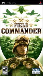 Hra pre PSP Field Commander
