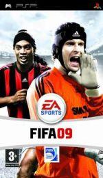Hra pre PSP FIFA 09 CZ