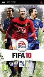 Hra pre PSP FIFA 10 CZ