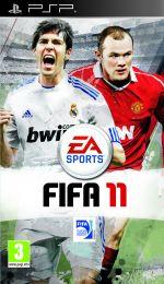 Hra pre PSP FIFA 11 + PSP puzdro