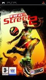 Hra pre PSP Fifa Street 2