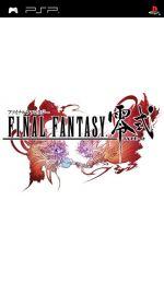 Hra pre PSP Final Fantasy Type-0