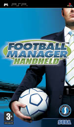 Football Manager Handheld 2006 (PSP)