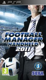 Hra pre PSP Football Manager 2011