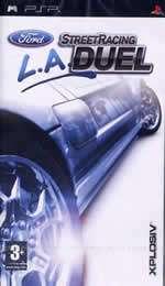 Hra pre PSP Ford Street Racing: LA Duel