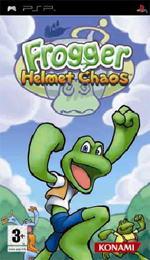 Hra pre PSP Frogger: Helmet Chaos