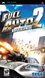 Hra pre PSP Full Auto 2: Battlelines