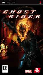 Hra pre PSP Ghost Rider