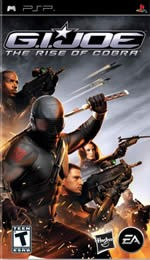 Hra pre PSP G.I. Joe: The Rise of Cobra