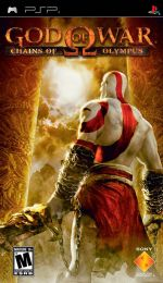 Hra pro PSP God of War: Chains of Olympus