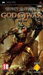 Hra pre PSP God of War: Ghost of Sparta