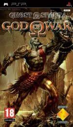 Hra pro PSP God of War: Ghost of Sparta