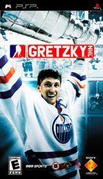Hra pre PSP Gretzky NHL