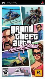 Hra pre PSP Grand Theft Auto: Vice City Stories