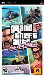 Hra pre PSP Grand Theft Auto: Vice City Stories