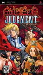 Hra pre PSP Guilty Gear Judgment
