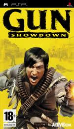 Hra pre PSP GUN Showdown