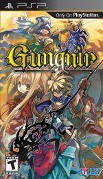 Hra pre PSP Gungnir