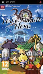 Hra pre PSP Half Minute Hero