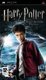 Hra pre PSP Harry Potter and The Half-Blood Prince
