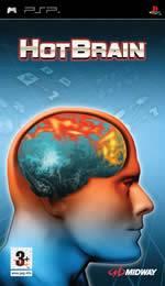 Hra pre PSP Hot Brain