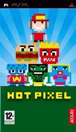 Hra pre PSP Hot Pixel