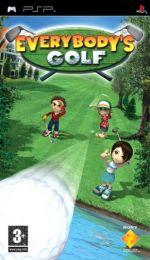 Hra pre PSP Everybodys Golf