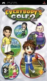 Hra pre PSP Everybodys Golf 2