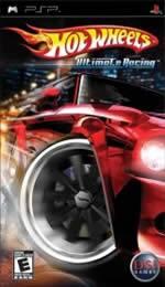Hra pre PSP Hot Wheels Ultimate Racing